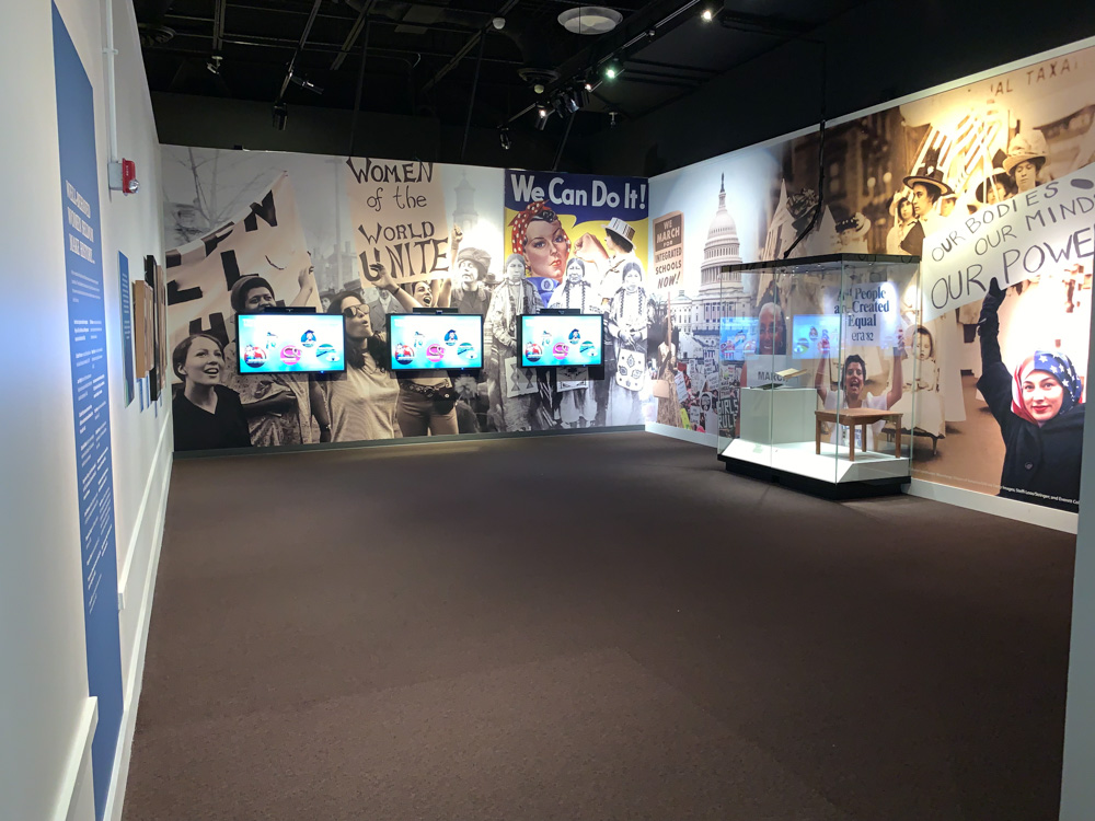 museum exhibit by gc commercial